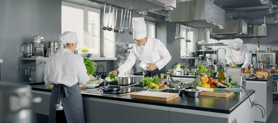 Controllori per catering